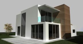 Nízkoenergetický dom GON1_1