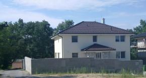 Nízkoenergetický rodinný dom SIK - realizácia 1