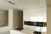 Obyvacia izba a kuchyna interier Bar 1