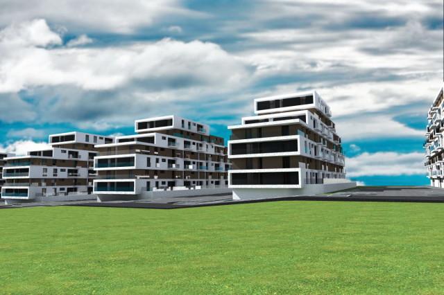 slnečný vrch nová architektúra