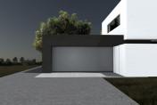 projekt moderného domu Stupava