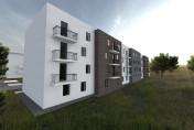 Bánovce nad Bebravou bytový dom