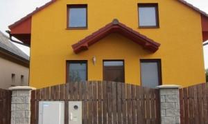 Nízkoenergetický rodinný dom KOV1
