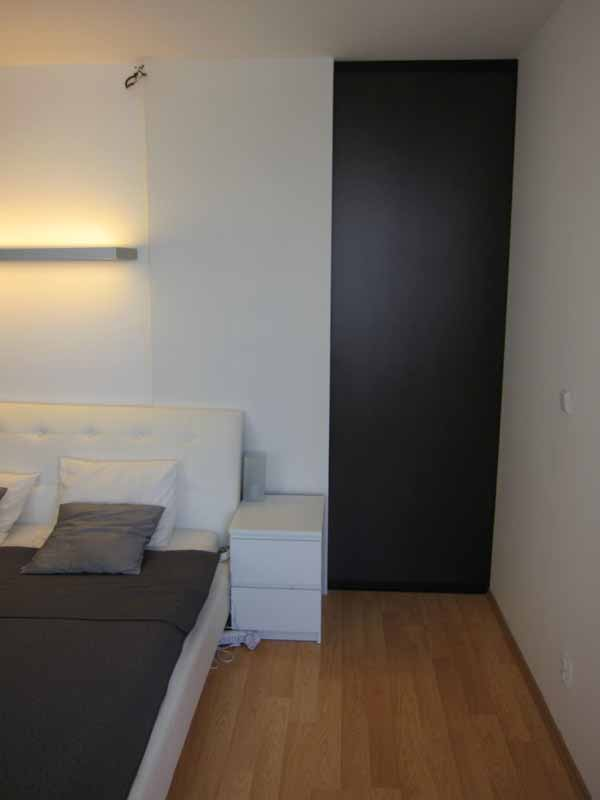 interiér bytu Kopčianska ulica Bratislava 8