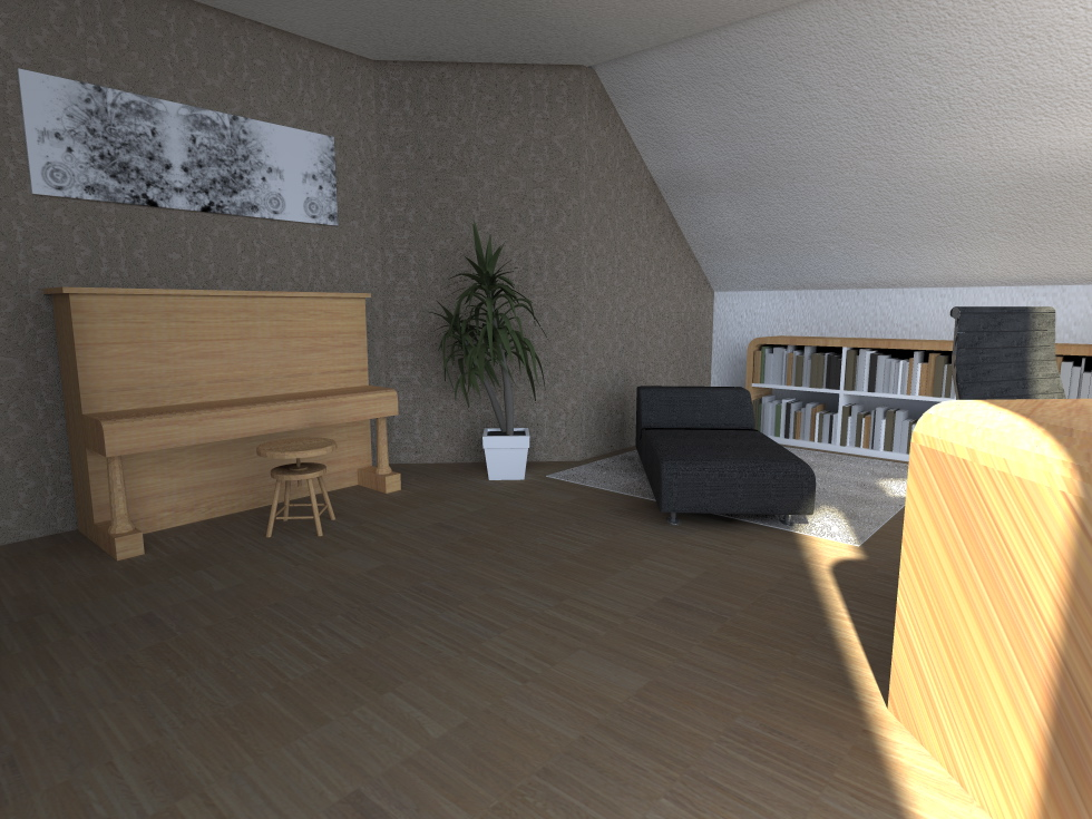 Rekonštrukcia vily 1