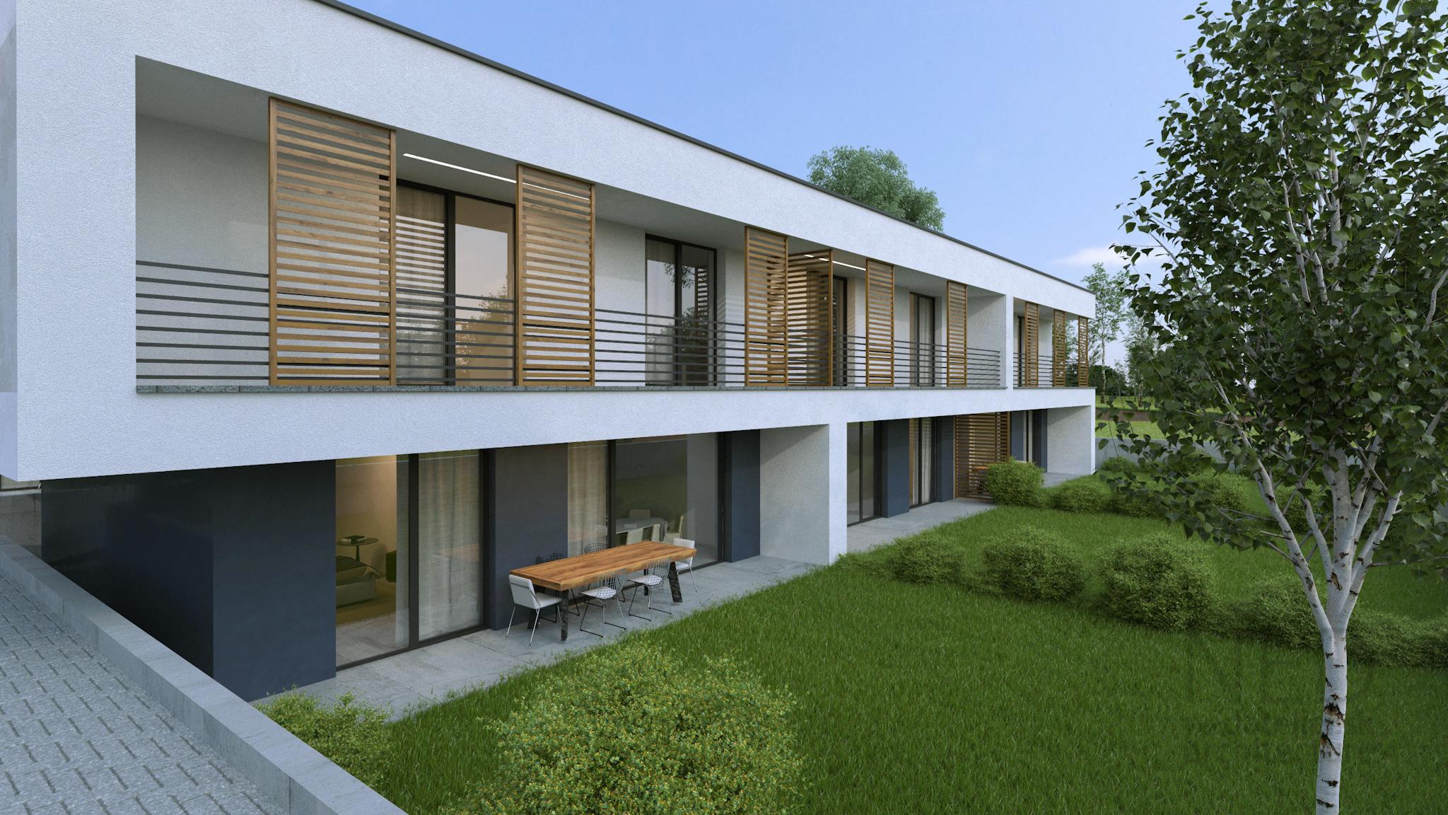 moderný dom na predaj