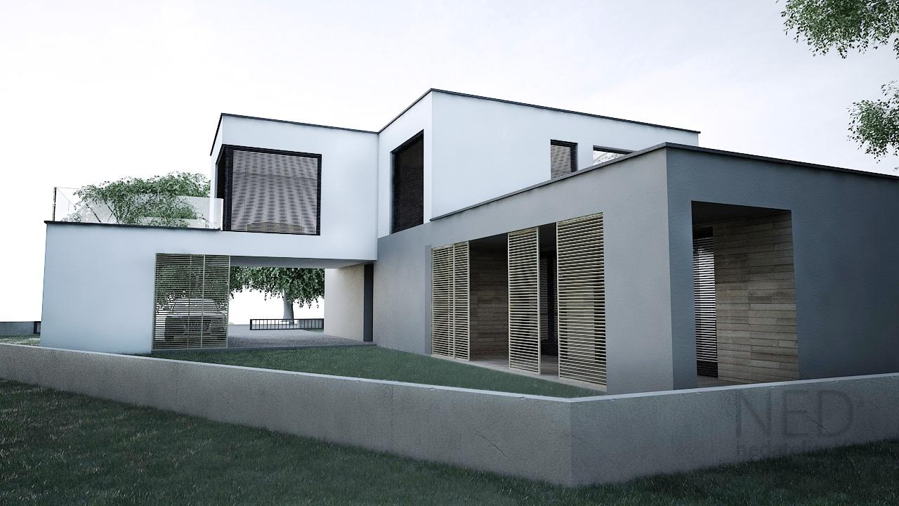 Modern dom wei ned atelier - Quiero ver casas prefabricadas ...