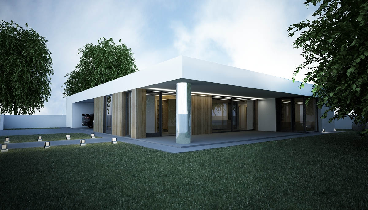 Projekty Domov Spa Ned Atelier