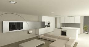 dizajn interiér
