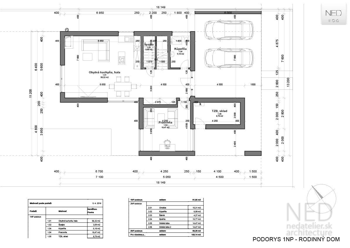 Projekt domu NIK Rakúsko
