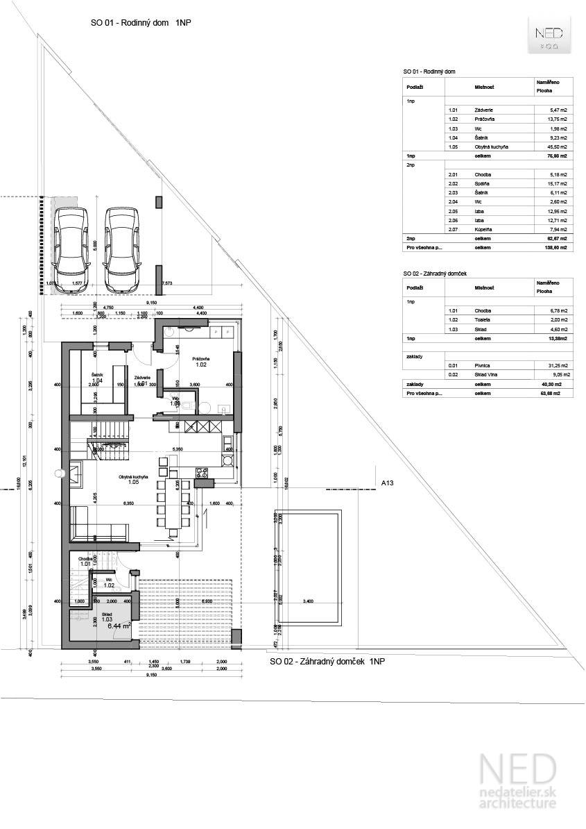 Projekt domu JEZ