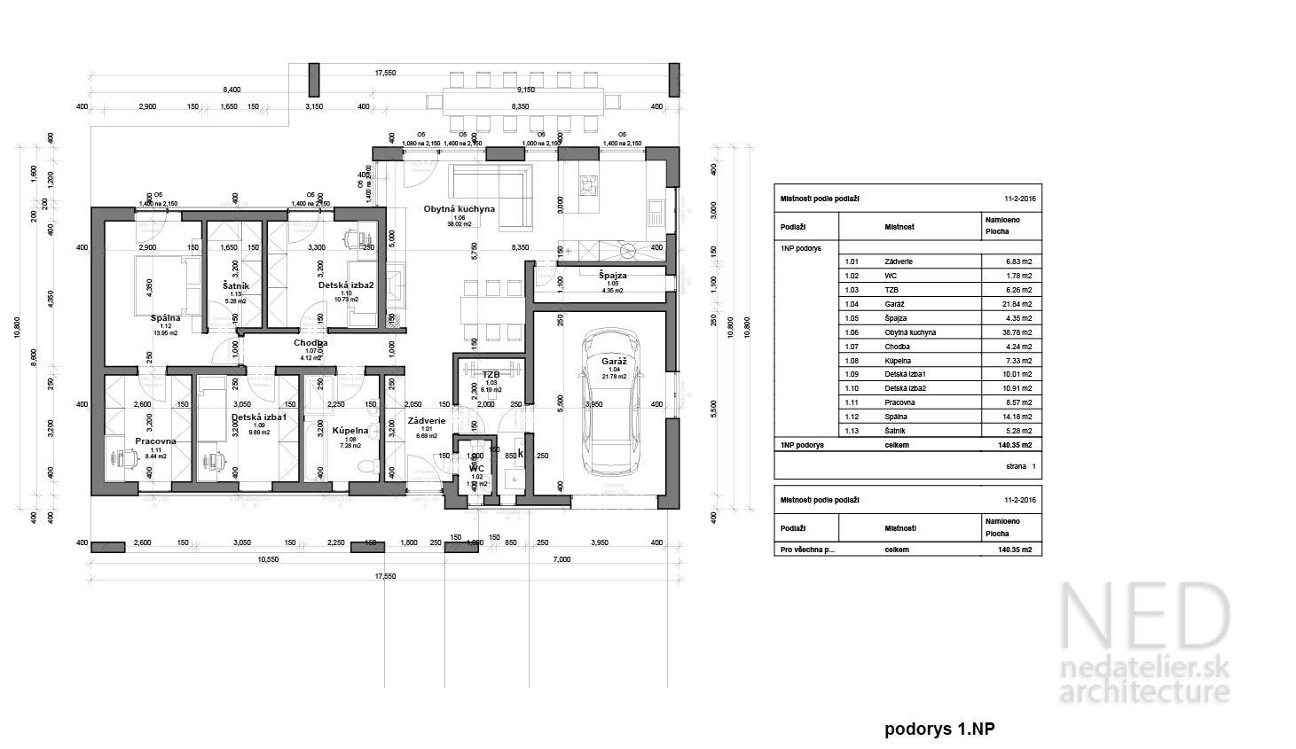 Projekty domu POL