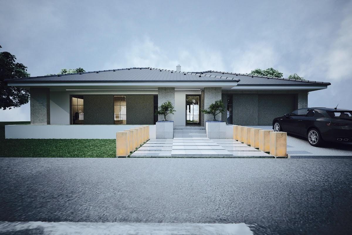 Projekty Domu Pol Ned Atelier