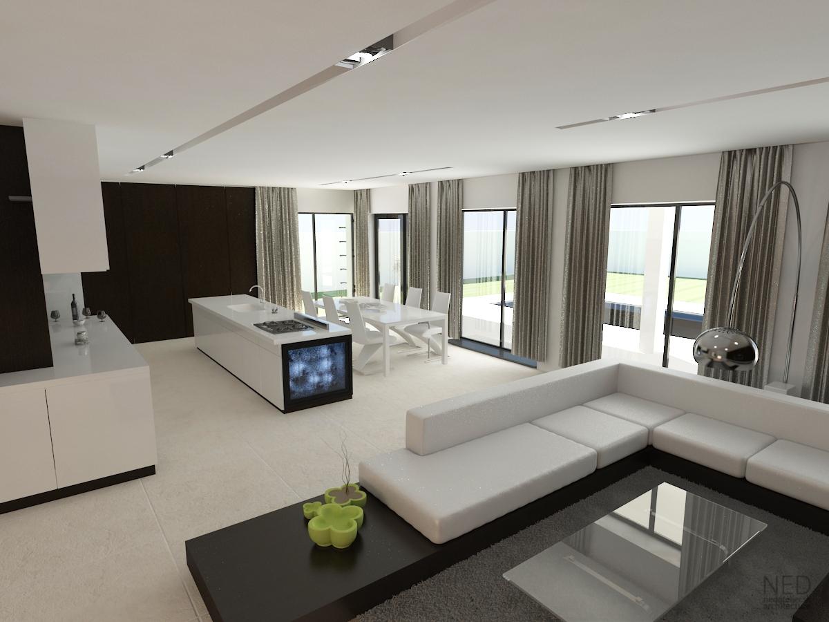 Interiér rodinného domu jas kategória interiér projekt interiéru