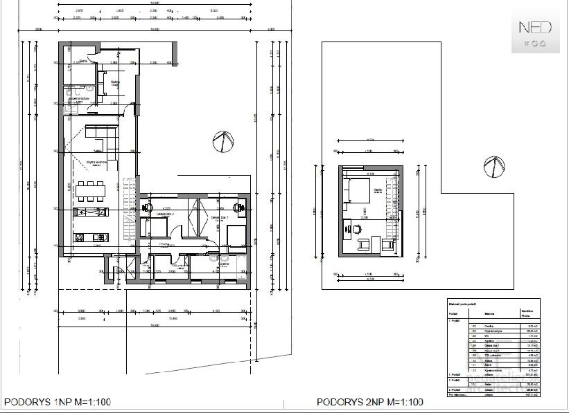 projekt domu KALO rakúsko