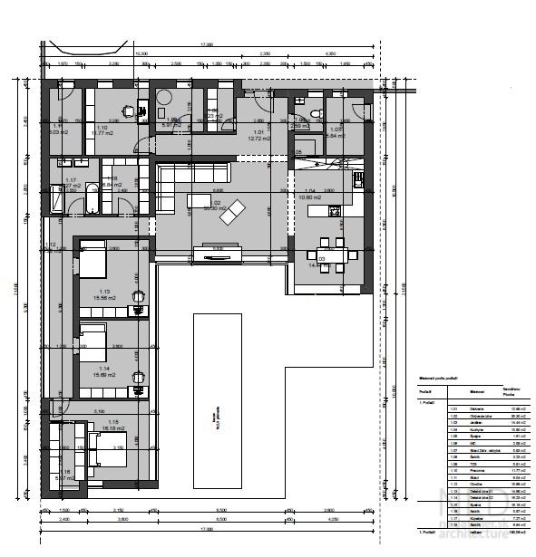 Projekt domu BALA