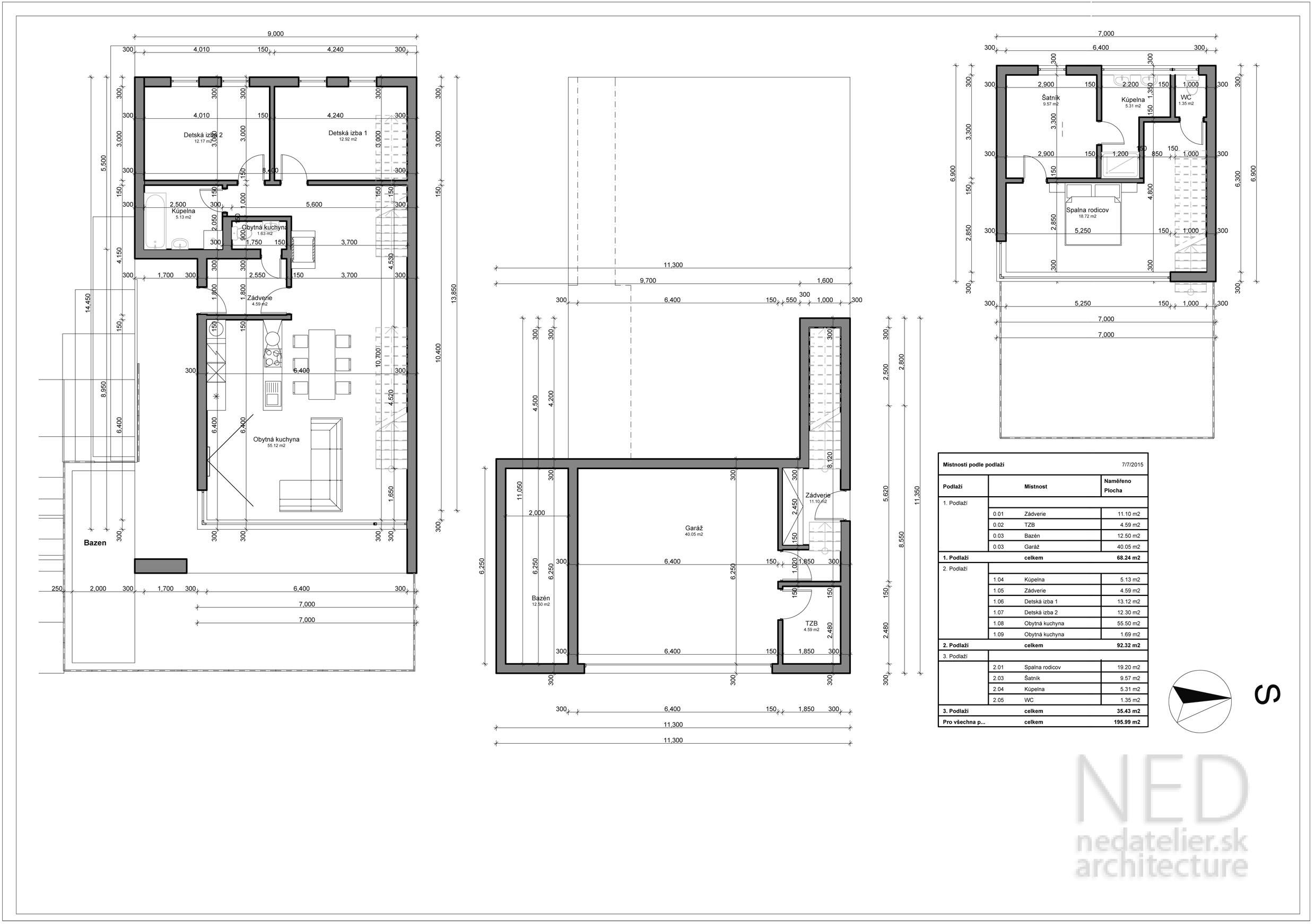 Projekt domu MOR
